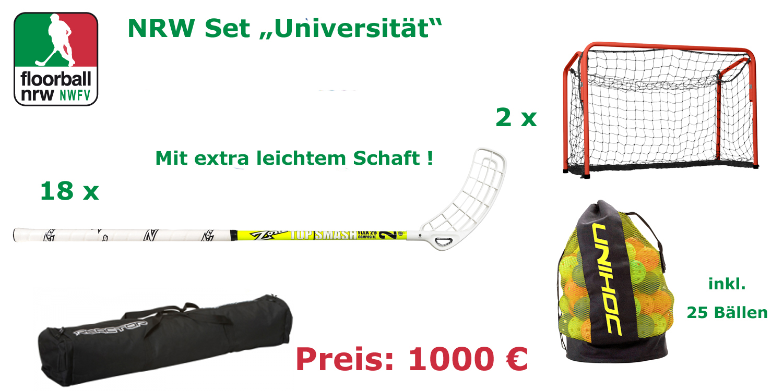 NRW Set - Universität