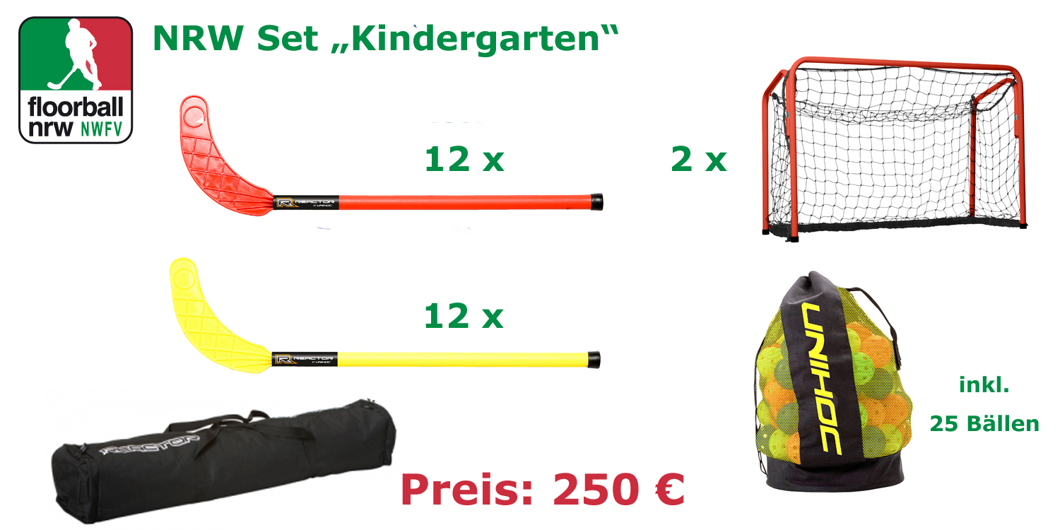 NRW Set Kindergarten